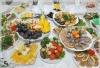 Современная европейская кухня не оставит  равнодушным даже самого заядлого гурмана