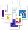 Пакеты из полиэтилена высокого давления (ПВД) укреплённая ручка