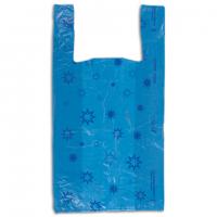Полиэтиленовые пакеты майка - низкого давления - ручка «майка»