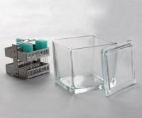 Стеклянная емкость с крышкой РС500-ЕКА