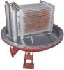 Пучок воздухоохладителя 371.84. СБ, промежуточный 2-й, 5-й модели