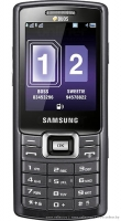 Samsung c5212 red