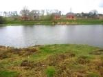 7 соток с выходом в озеро