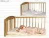Подушка в детскую кроватку КЛИН Womar