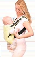 Рюкзак-переноска для детей № 6 Эксклюзив Womar
