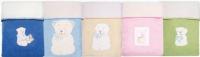 Одеяло-плед с вышивкой (Хлопок 60% акрил 40%) 75х 100 см