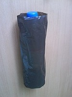 Для бутылки - пакет бумажный 70 г/кв. м medium