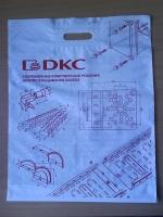 DKS пакеты полиэтиленновые с вырубной ручкой