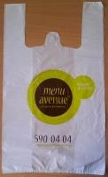 Menu Avenue пакеты с логотипом МАЙКА ПНД