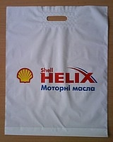 Shell пакет БАНАН с укрепленной ручкой