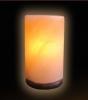 Соляная лампа SLCN-24 форма Цилиндр на деревяной подставке