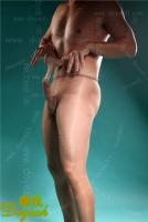 Мужские колготки с анатомическим гульфиком 10 DEN