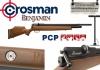 Crosman PCP BP1763 Benjamin Marauder