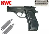 KWC Cybergun M84 пистолет пневматический
