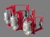 Тормоза крановые , толкатели электрогидравлические , рамки к тормозам,блоки резисторов крановые БР6Ф У2