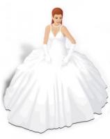 Платье-Шар