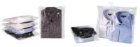 Пакеты для упаковки текстиля