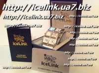 IceLink 6 Time Zone Snow Silver White