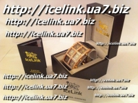IceLink 6 Time Zone Gold Black