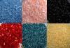 Бисер рубка граненый в ассортименте цветов 2,5х1,6мм