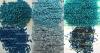 Бисер мелкий 1,5-2мм синий