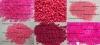 Бисер мелкий 1,5-2мм розовый