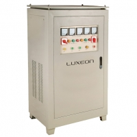 Стабилизатор напряжения трехфазный LUXEON A3S-70KVA SERVO LCD.