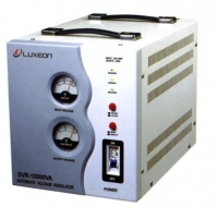 Стабилизатор напряжения Luxeon сервомоторный SVR-10000VA SERVO - 2290грн.