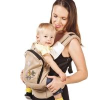 Эрго рюкзак Love&Carry — кремовый