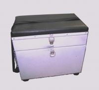 Ящик зимний рыбацкий алюминиевый