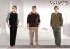 Мужские пижамы TM Hays (Турция) опт, мелкий опт и розница