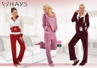 Женские костюмы  для дома и отдыха, спортивные костюмы  Hays (Хайс) опт, мелкий опт и розн пр Турция