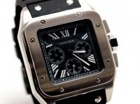 Копии мужских часов Cartier