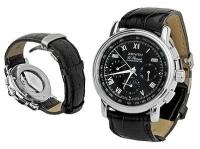 Часы ZENITH MOONPHASE10 копия, наручные механические часы.