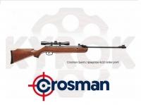 Пневматическая винтовка Crosman Quest 4х32