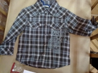 рубашка р.100 см