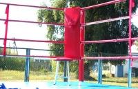 Углы, канаты к рингу боксерскому