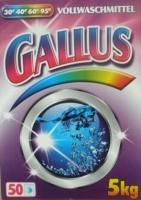 Стиральный порошок концентрат Gallus   5кг