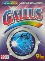 Стиральный порошок концентрат Gallus   9кг