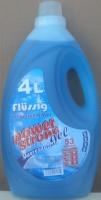 Жидкий стиральный порошок концентрат Power wash 4л. Морская свежесть.