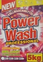Стиральный порошок концентрат Power Wash professional  5кг