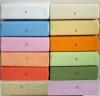 Простынь махровая на резинке (120х60 см) Lespol
