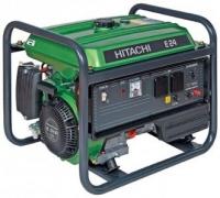 Бензиновые электростанции Hitachi, бензо генератор Hitachi
