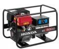 Бензиновые генераторы Honda, электростанция Хонда (Япония)