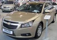 Chevrolet Cruze в рассрочку