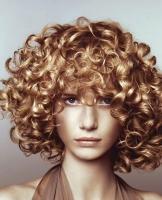 Химическая завивка волос medium