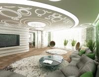 Красивый потолок Dipline