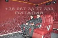 5D кинотеатр на 16 мест стандарт вариант