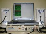 Георадар Зонд-12е двухканальный