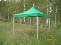 Раздвижной-экспресс шатер 2,5мх2,5м